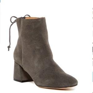 Corso Como Metropolitan Boot Grey Suede